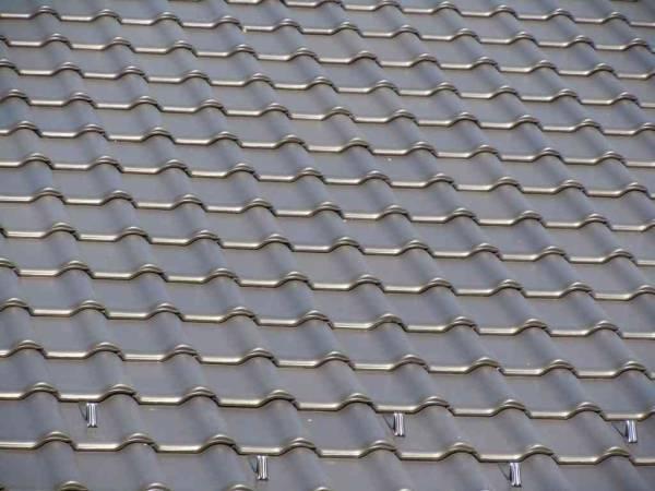 Creaton Balance tetőcserép Nuance fekete, matt engóbozott