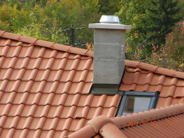 Creaton Balance tetőcserép natúrvörös