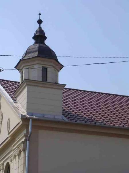 Creaton Balance tetőcserép Nuance rézvörös