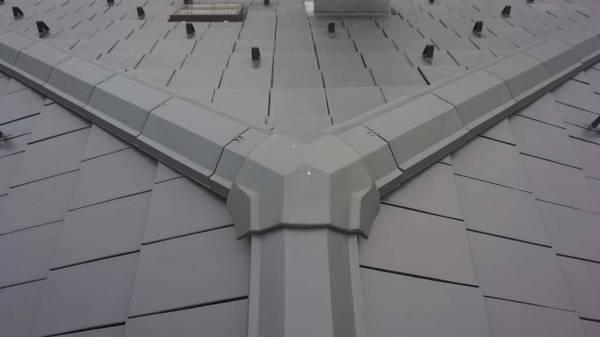 Creaton Domino tetőcserép Nuance palaszürke