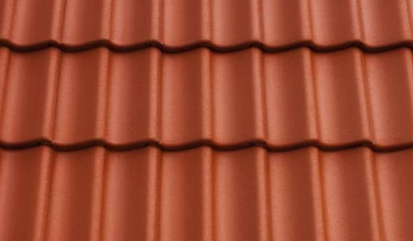 Creaton Göteborg beton tetőcserép klasszikus vörös