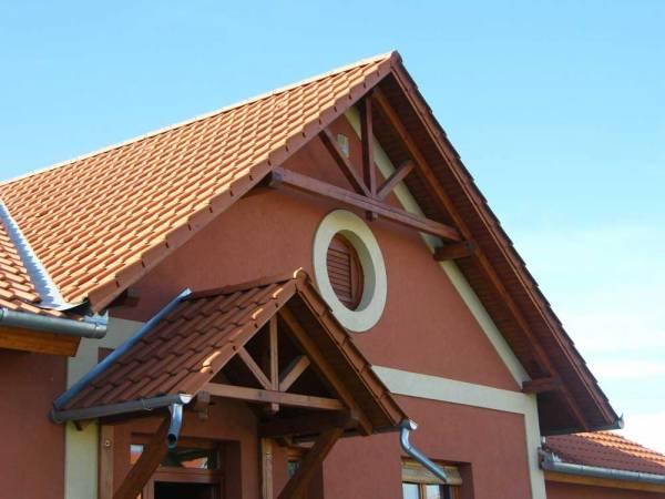 Creaton Harmonie tetőcserép natúrvörös