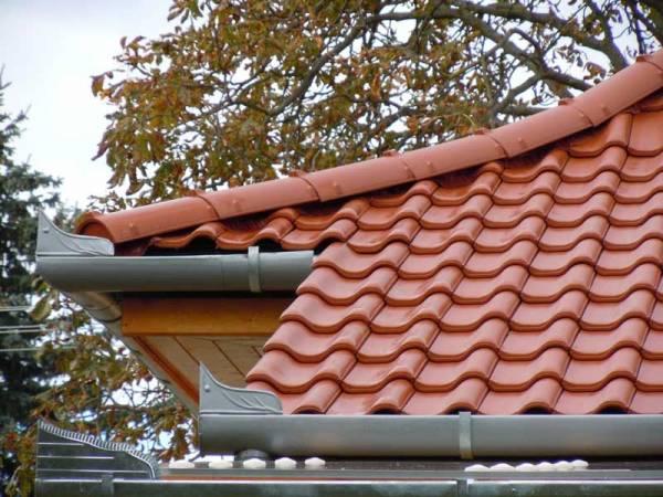 Creaton Harmonie tetőcserép vörös engóbozott