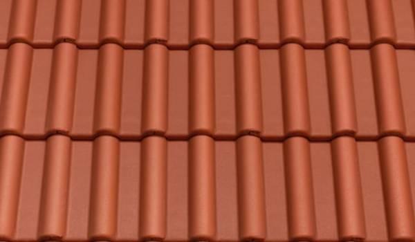 Creaton Heidelberg beton tetőcserép klasszikus vörös