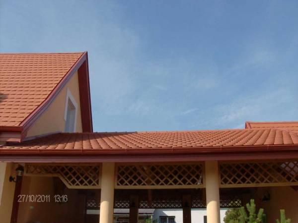 Creaton Hortobágy tetőcserép natúrvörös
