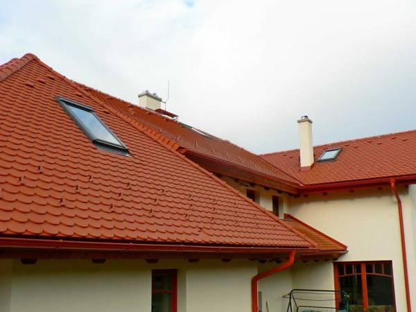 Creaton Klassik tetőcserép natúrvörös