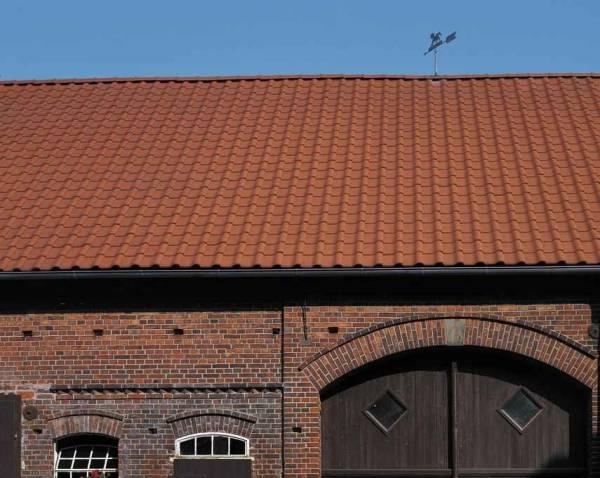 Creaton Magnum tetőcserép natúrvörös