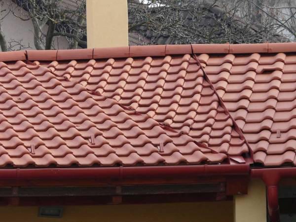 Creaton MZ3 tetőcserép natúrvörös