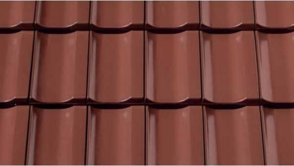 Creaton Optima tetőcserép barna