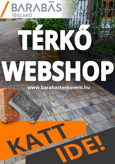 Barabás térkő webshop