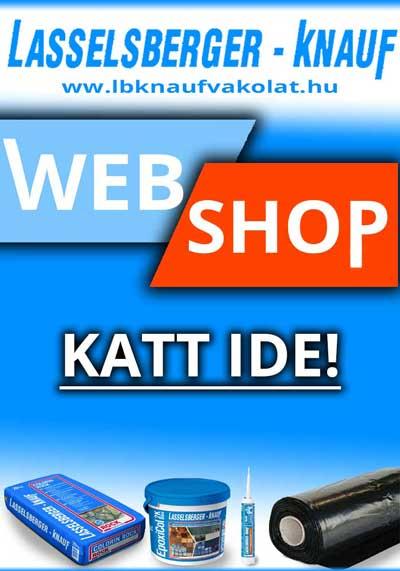 LB-Knauf, Cemix webshop